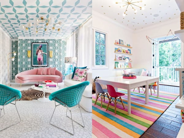 Home Decor Trends 2020 Decorated Ceilings New Decor Trends