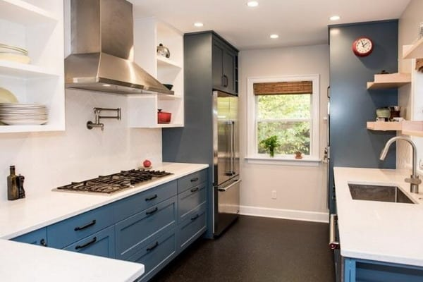 Kitchen cabinet Color trends for 2020