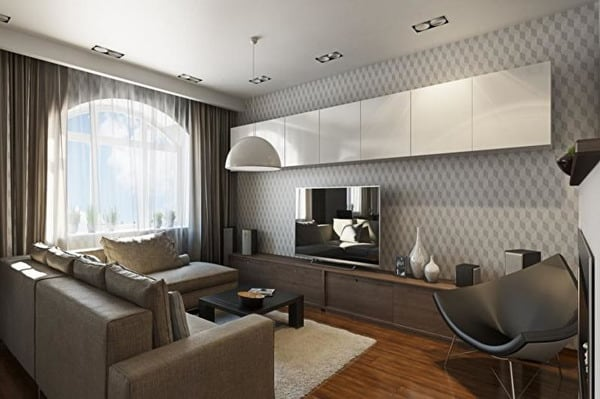 Modern Apartments Interior Design Trends 2021