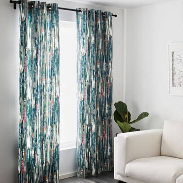 DIY Ideas To Decorate Curtains For Living Rooms 2020
