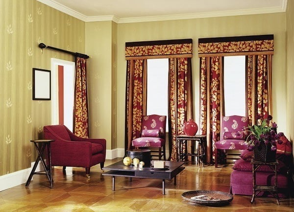 DIY Ideas to Decorate Curtains for Living Rooms 2020 - New ...