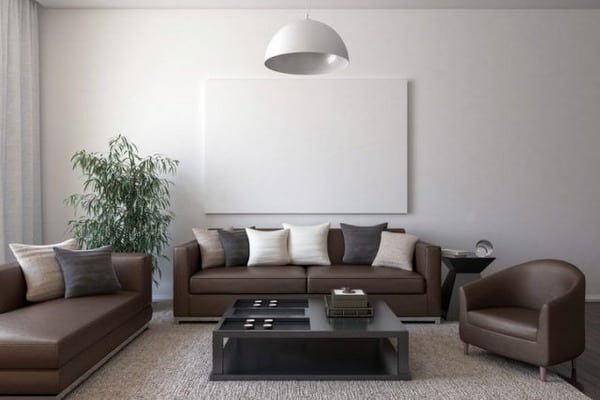 Classy Modern Living Room Wall Paint Ideas 2020 Living Room Paints: Modern Ideas For 2020   New Decor Trends   New