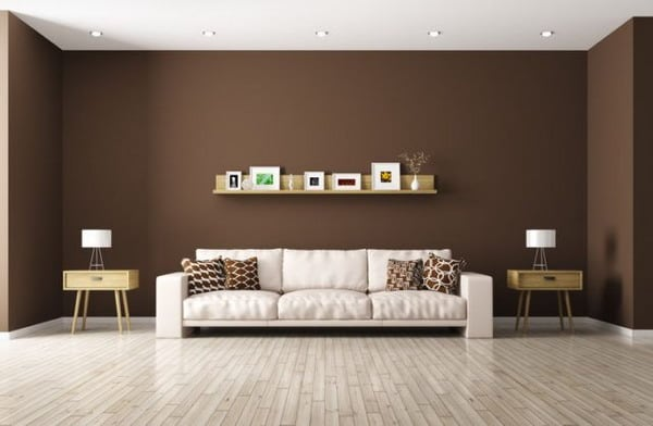 Living Room Paints: Modern Ideas For 2020 - New Decor Trends - New ...