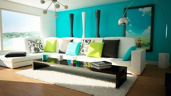 Living Room Paints Modern Ideas For 2020 New Decor Trends