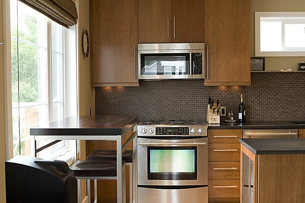 Latest Built-in Kitchen Appliances Trends 2021