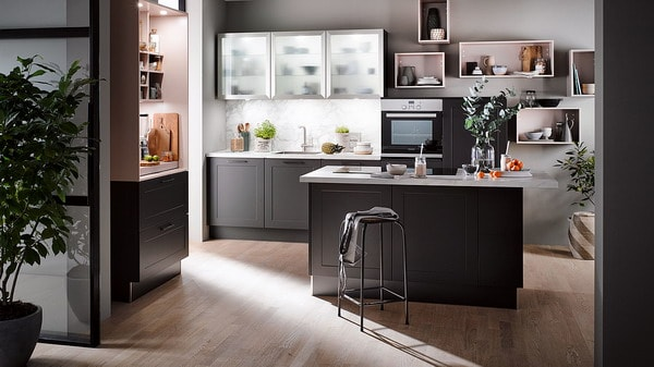 new kitchen furniture color trends 2021