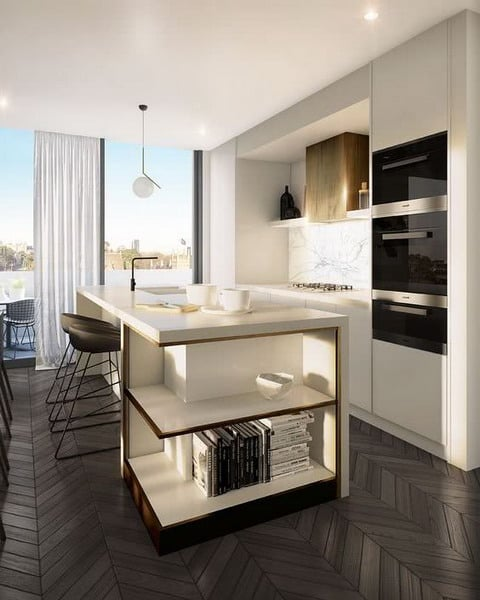 New Kitchens with Island Ideas: Top Decorating Trends For ...