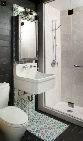 Modern Small Bathrooms 2021 New Trends and Decoration Ideas
