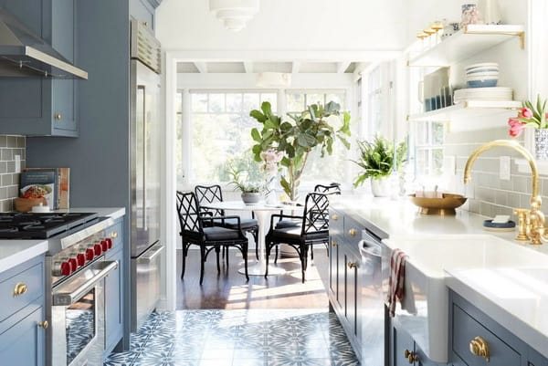 New Decor Trends for Kitchen Design Tips and Ideas