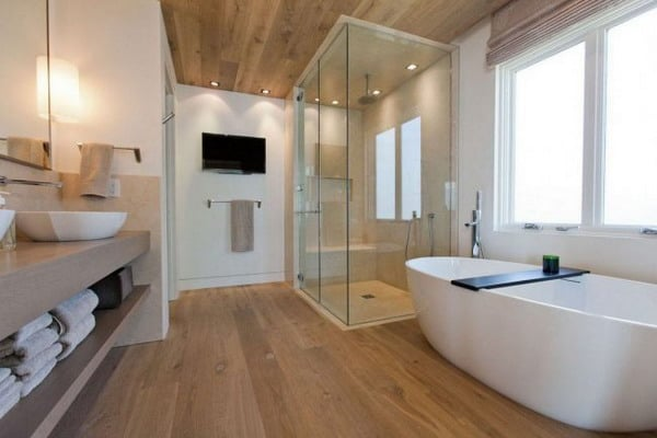 New Decoration Trends for Modern Bathroom Designs 2021