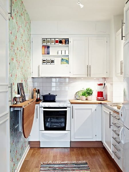 New Decoration Trends for Small Kitchens in 2021