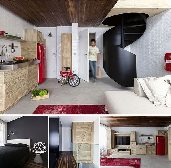 50 New Small Studio Apartment Design Trends 2021 Modern Tiny Clever New Decor Trends