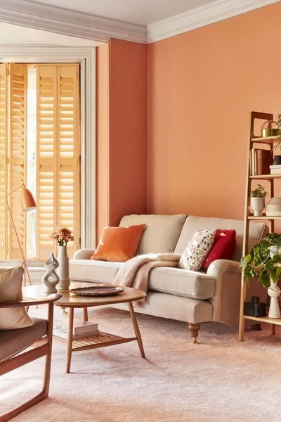 Latest Living Room: Latest Colour Trends For Living Rooms 2021