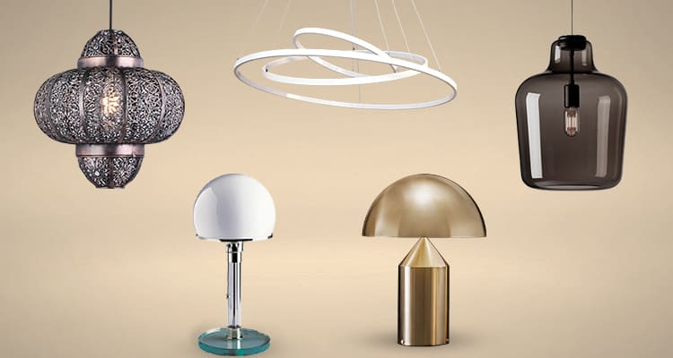 Most Popular Lighting Trends for 2020