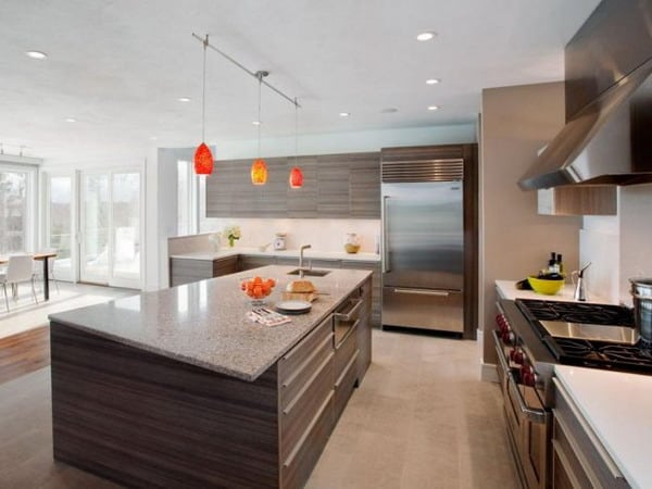 New Decoration Trends in Modern kitchens 2021