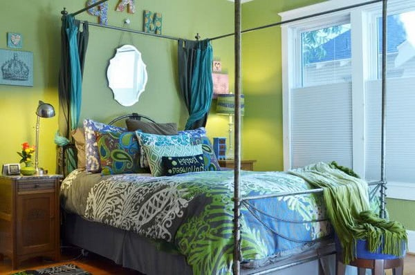 Newest Trend Colors for Bedrooms 2021