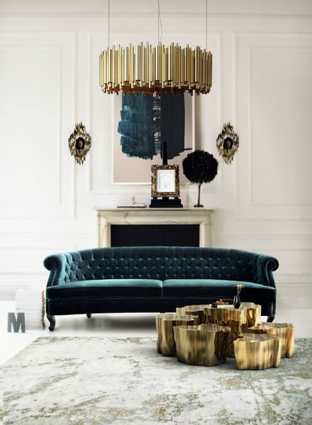Living Room Decorating Trends for 2021