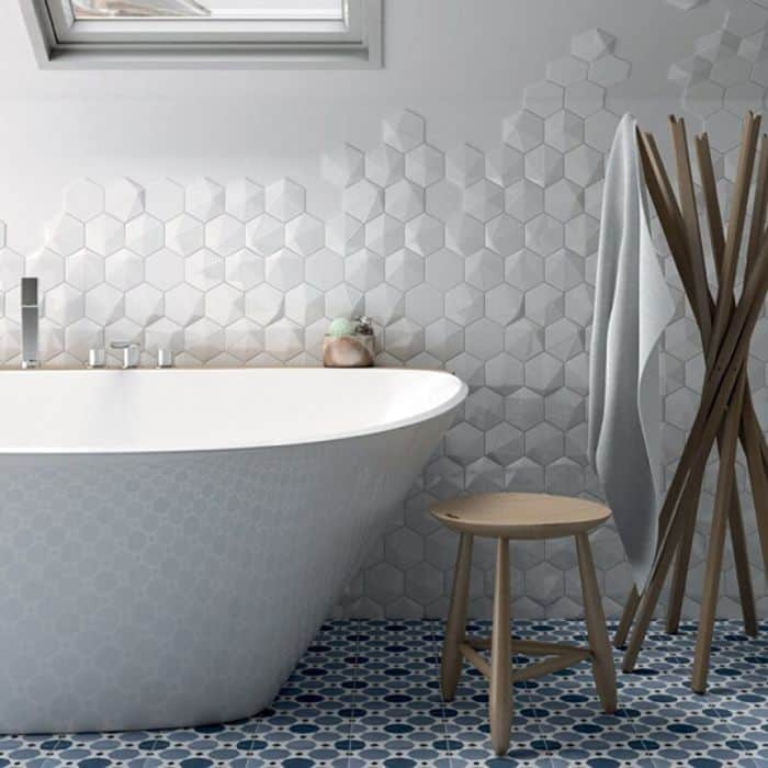 Major Trends in Bathroom Tile Ideas For 2021