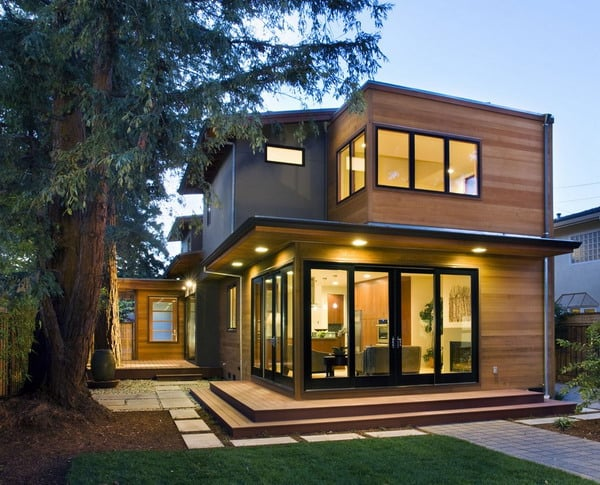 Trends In The Construction Technology Of Private Houses