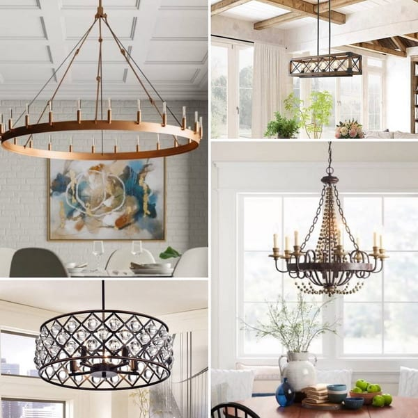 Most Popular Chandeliers and Lamp Trends 2020