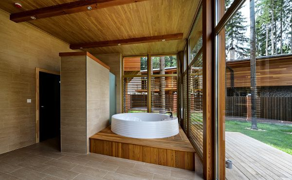 New Trends In The Design And Architecture Of Country Houses