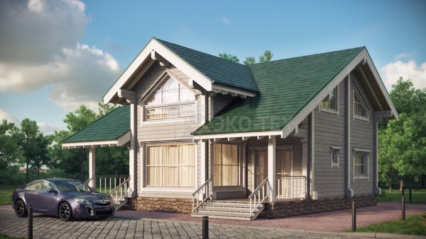 New trends in the construction of wooden houses