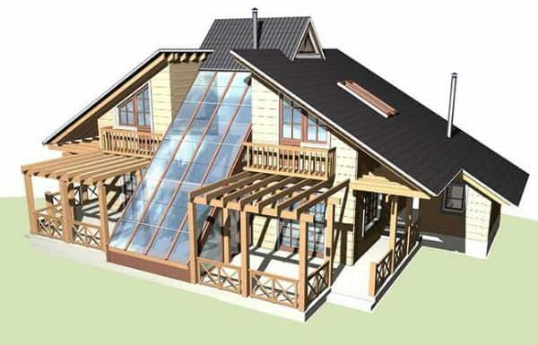 New modern home design and construction trends
