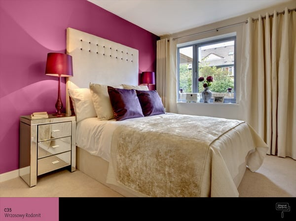 Paint colors for bedrooms - latest trends