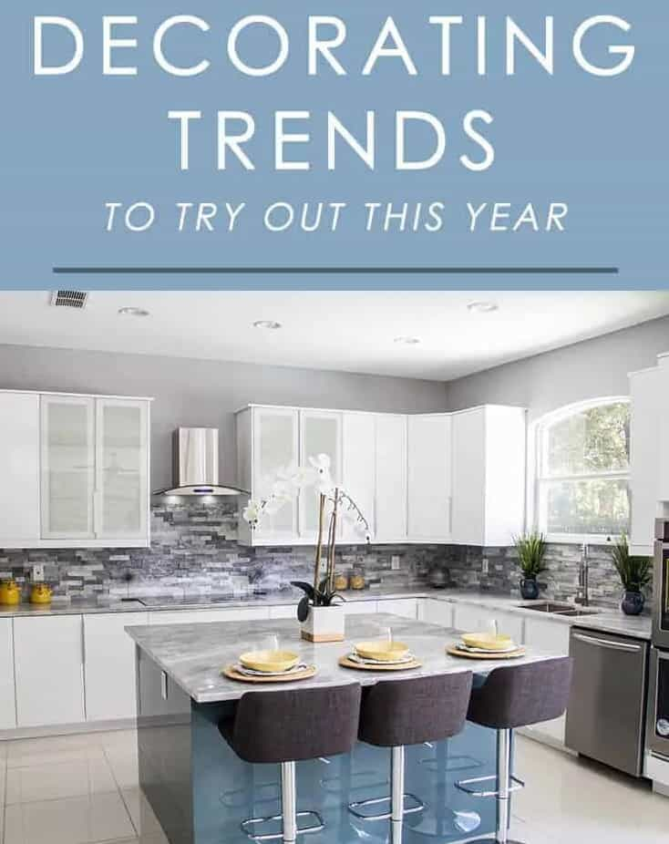 decorating trends that are out