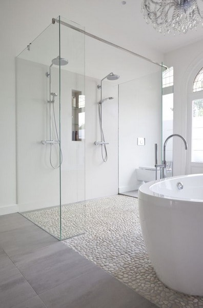 Modern Showers Designs To Dazzle In Your Bathroom