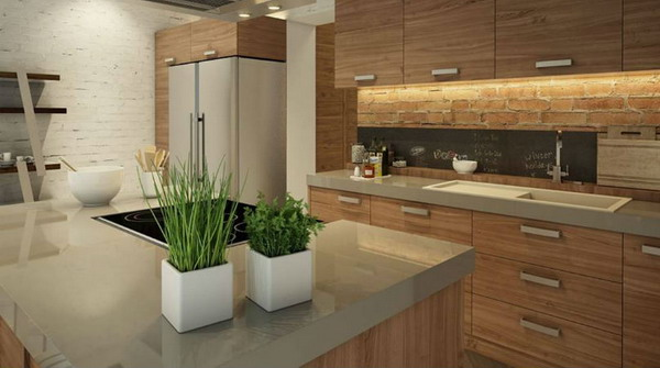 most popular colour combinations for the kitchen