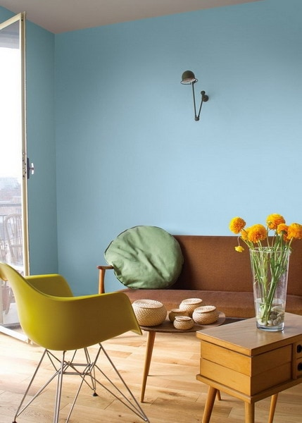 What are the new colors for living living rooms