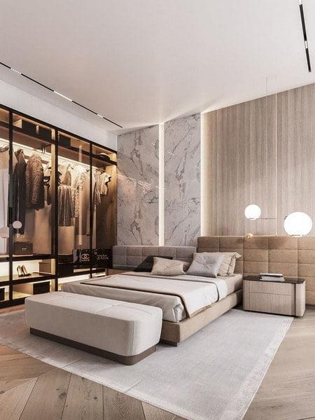 Modern interior trends 2021