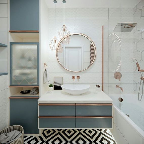 Bathroom Trends 2021 Updates Concepts Color Schemes New Decor Trends