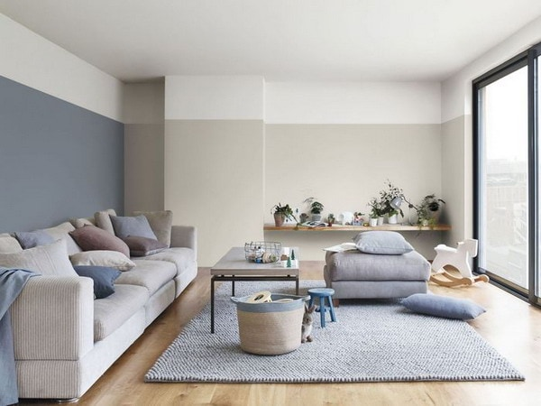 Living Room Wall Colour Trends 2022, Living Room Wall